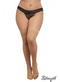 DG0005X - Sheer Stay Up (NUDE)