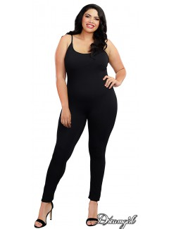 DG0072X - Basic Unitard