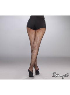DG0257HX - Fishnet Pantyhose (BLACK)