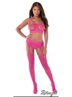 DG0304 - Fishnet Set
