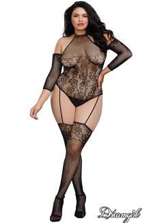 DG0310X - Teddy Bodystocking