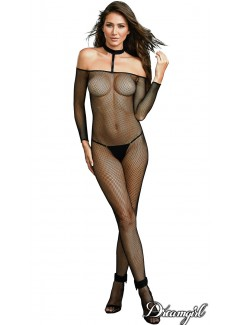 DG0319 - Collar Bodystocking