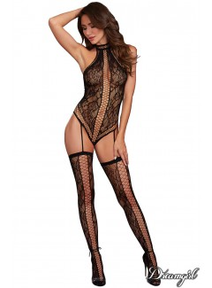 DG0329 - Teddy Bodystocking