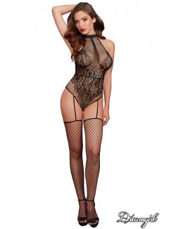 DG0333 - Teddy Bodystocking