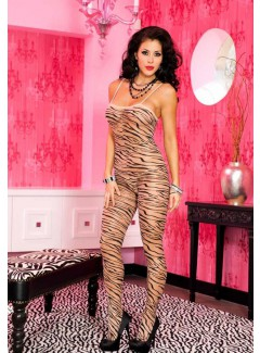 ML1011 - Tiger bodystocking