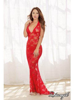DG10131 - Gown (RED)
