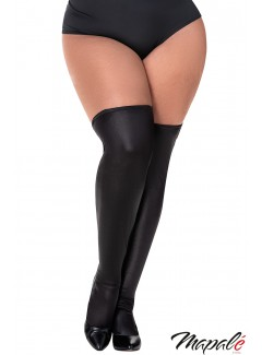 MA1017X - Thigh Highs (BLACK)