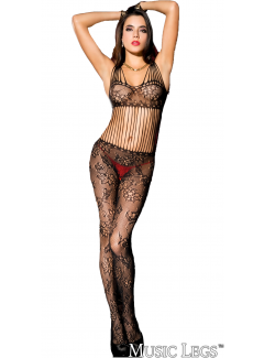 ML1019 - Shredded Bodystocking