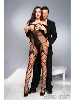 ML1029 - Bodystocking (BLACK)