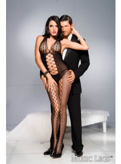 ML1030 - Bodystocking (BLACK)