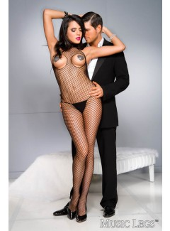 ML1031 - Bodystocking (BLACK)