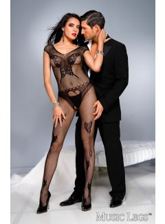 ML1035 - Bodystocking (BLACK)
