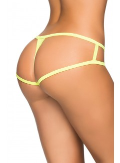 MA1074 - Cage Panty (Wet Green)
