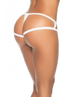 MA1074 - Cage Panty (White)