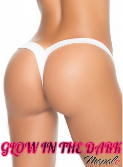 MA1075 - Perfect Thong (White)