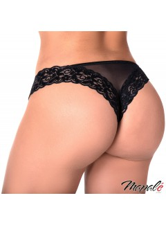 MA109 - Sheer Lace Thong