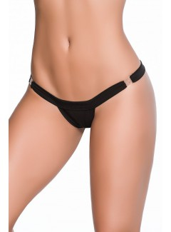 MA1090 - Clip Perfect Thong (Black)