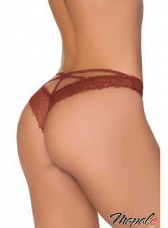 MA112 - Strappy Thong (TERRACOTTA)