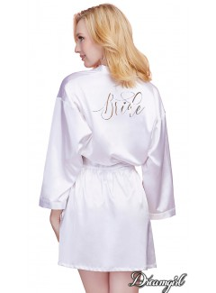 "DG11292 - ""Bride"" Robe Set"