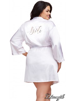 "DG11292X - ""Bride"" Robe Set"