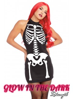 DG11979 - Skeleton Dress