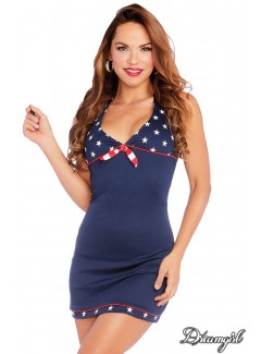 DG11980 - Stars & Stripes Dress