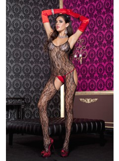 ML1314 - Bodystocking (BLACK)
