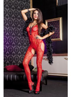 ML1314 - Bodystocking (RED)