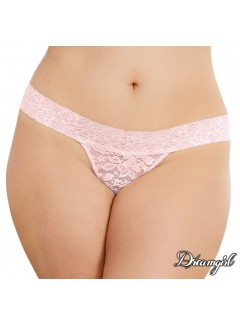 DG1376X - lace thong (LIGHT PINK)