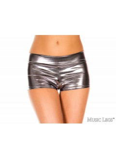 ML141 - Shorts (DARK SILVER)