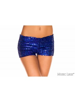 ML145 - BOOTY SHORTS (BLUE)