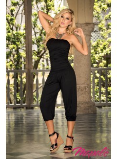 AM1818 - Jumpsuit (BLACK)