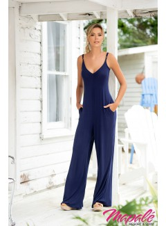 MA1896 - Jumpsuit (NAVY)