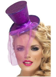 SM21299 - Mini Top Hat (PURPLE)