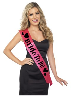 SM22357 - Bride To Be Sash