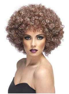 SM24066 - Afro Wig (BROWN)