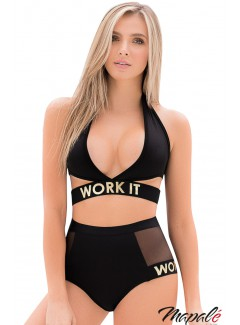 MA2563 - Work It 2PC Set