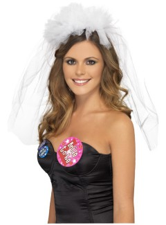 SM26836 - Hen Night Veil