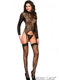 ML2874 - Bustier Bodystocking