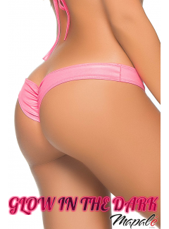 MA3015 - Mini Scrunch (WET PINK)