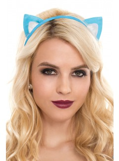 ML311 - CAT HEADBAND (BLUE)