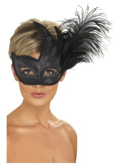 SM40024 - Feather Mask
