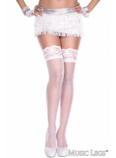 ML4139 - Thigh Hi (WHITE)