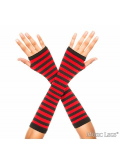 ML422 - Gloves (BLACK/RED)