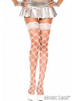 ML45437 - Thigh Hi (WHITE)
