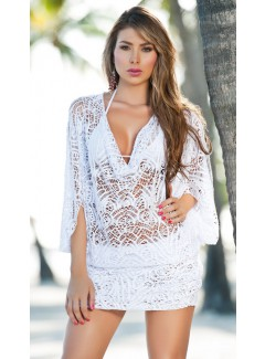 AM4776 - Covertible Dress/Top  (WHITE)
