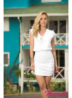 AM4917 - Dress (WHITE)