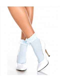 ML527 - Ankle Hi (BABY BLUE)