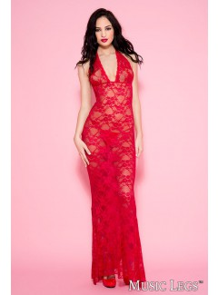 ML53012 - Gown (RED)