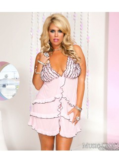 ML56060Q - Ruffles baby doll